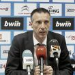 """Joaquín Ruiz: """"Creo que son el mejor equipo del grupo"""""""