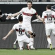 Eintract Frankfurt 2-4 VfB Stuttgart: Swabians secure fourth successive win against unlucky Eagles