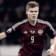AtacanteKokorin sofre lesão no joelho e desfalcará a Rússia na Copa do Mundo