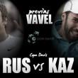 Copa Davis 2016. Rusia - Kazajstán: igualdad en el frío soviético