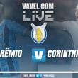 Jogo Grêmio x Corinthians AO VIVO hoje no Campeonato Brasileiro 2017 (0-0)