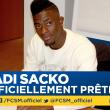 FC Sochaux : Un deuxième attaquant débarque