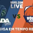 Jogo 1: Sada Cruzeiro x Canoas AO VIVO hoje pelas quartas de final da Superliga Masculina (0-0)