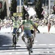 Sagan revienta el sprint