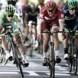 Tour de France: Sagan takes stage 16 victory following frantic finish into Berne