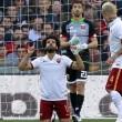 """Roma, Salah: """"Il terzo posto non ci soddisfa, vogliamo fare meglio. Totti? Un orgoglio giocare con lui"""""""