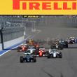Las estadísticas del GP de Rusia 2016