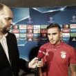 """Eduardo 'Toto' Salvio: """"Nuestro equipo es muy fuerte y mañana vamos a mostrar quiénes somos"""""""