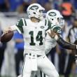 New York Jets crush Detroit Lions in historic season opener