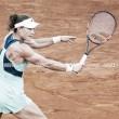 Fluye el tenis de las favoritas en la Alsacia