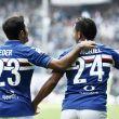 Luis Fernando Muriel abrió la goleada de la Sampdoria