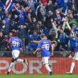Serie A - La Juve si sveglia troppo tardi, al Ferraris festeggia la Sampdoria. Finisce 3-2