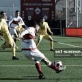 """Sanse 1-0 Valladolid """"B"""": victoria de oficio"""
