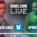 Jogo Santa Cruz x Sport AO VIVO online pelo Campeonato Pernambucano 2019