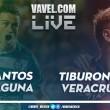 Resultado y goles del Santos 1-1 Veracruz en Liga MX 2018