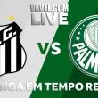 Jogo Santos x Palmeiras ao vivo online no Paulistão 2018 (0-0)