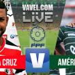 Resultado Santa Cruz x América-PE no Campeonato Pernambucano 2016 (4-2)