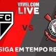 Jogo São Paulo x Corinthians AO VIVO na semifinal do Campeonato Paulista 2018 (0-0)