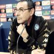 """Il Napoli passa anche a Bergamo, Sarri: """"Buona capacità di soffrire, ora c'è più attenzione ai dettagli"""""""