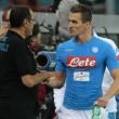 Napoli, vittoria sofferta in casa della Spal: le voci dei protagonisti