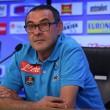 """Napoli, Sarri ed i motivi della sconfitta: """"Soffriamo queste squadre. Poca lucidità nelle scelte"""""""