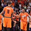 Phoenix Suns Hang On To Beat The San Antonio Spurs 94-89