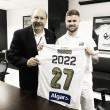 Presidente confirma troca de Zeca por Eduardo Sasha, que assina com Santos até 2022