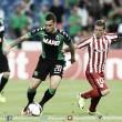 Resumen jornada 1 Europa League: la ilusión del Sassuolo salva el honor italiano