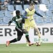 Serie A - Sassuolo e Chievo si dividono la posta in palio, finisce 0-0