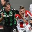 Live Stella Rossa - Sassuolo, ritorno dei Play-Off di Europa League. Il Sassuolo centra la qualificazione (1-1)