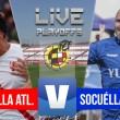 UD Socuéllamos vs Sevilla Atlético en vivo y en directo en Playoff Segunda B 2016