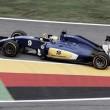 Sauber estrenará un nuevo alerón delantero en el Gran Premio de Bélgica