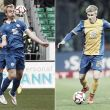Düker and Sauer earn professional contracts