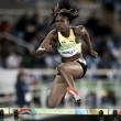Rio 2016: Ristananna Tracey sets the bar in Women's 400m hurdle first round