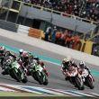 Resultado Primera carrera de Superbikes 2015 del GP de Imola