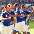 Schalke 04 2-1 Borussia Dortmund: Schalke steal spoils in entertaining Revierderby