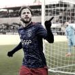 Un Ajax de cumpleaños se da un festín en Rotterdam