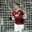 Bastian Schweinsteiger unhappy with just a point away at Leicester, but pleased to score