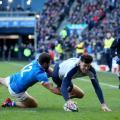 Sei Nazioni - La Scozia domina, l'Italia si sveglia tardi: finisce 33-20
