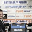 SC Paderborn 07 and Kfzteile24 GmbH agree further two-year sponsorship