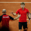Davis Cup Final: Gutsy David Goffin Overcomes Two Set Deficit To Defeat Kyle Edmund In Five