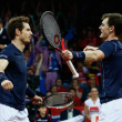 Davis Cup Final: Murray Brothers Outlast Goffin And Darcis In Four Dramatic Sets To Give Great Britain 2-1 Lead