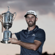 Dustin Johnson puts his demons behind him to capture first major title at US Open