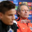 Club Brugge boss Preud'homme: Leicester's contrasting form a mark of the quality in the Premier League