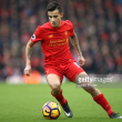 Liverpool open talks with Philippe Coutinho over new long-term contract