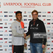 Teenage defender Joe Gomez signs new five-year contract with Liverpool
