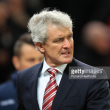 Mark Hughes accuses referee of succumbing to player pressure in Stoke City's draw with Everton