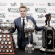 Connor McDavid, Brent Burns headline NHL Awards night
