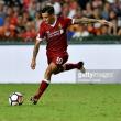 Barcelona reportedly preparing fourth bid of £138 million for Liverpool midfielder Philippe Coutinho