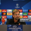"Jürgen Klopp hoping to see Liverpool take ""the next step"" by securing Champions League group stage berth"